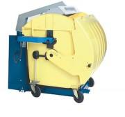 Presse à déchets pour bacs roulants - Réduction du volume des déchets jusqu'à 75%