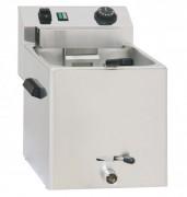 Cuiseur à pâtes électrique 3 paniers - Thermostat de sécurité, puissance : 3400 W/230 V