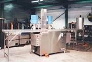 Machine de nettoyage de futs - Nettoyage au trempé