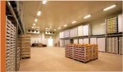 Chambre froide industrielle - Épaisseur des panneaux de 60 mm à 240 mm