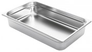Bac alimentaire inox