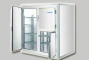 Chambre froide en acier inox - Réfrigération à froid positif/négatif (congélation)