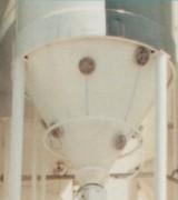Boite de fluidisation en aluminium