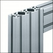 Profilé aluminium 8 120x40 naturel