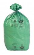 500 sacs poubelles 110L - Oxo-Biodégradable - Epaisseurs : 23µ - Liens standards