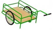 Remorques légères - Capacité de charge : 200 kg