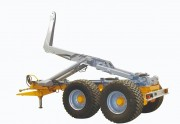 Remorques agricoles multi caissons
