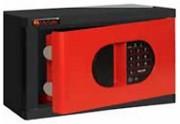 Mini coffre-fort à serrure électronique - Paroi et porte en acier de 2 mm d'épaisseur
