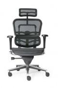 Fauteuil de bureau ergonomique haut dossier - Garantie : 3 ans