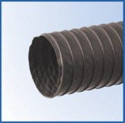 Tuyau léger et flexible en Santoprène Diamètres 400 - Diamètres : 225, 300 et 400