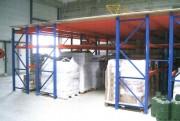 Plateforme mezzanine - Mezzanine personnalisable