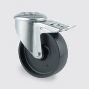 Roulette pivotante pour manutention - Roulette pour la manutention 3477POO100P30