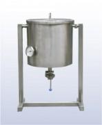 Réservoir de levure pour brasserie