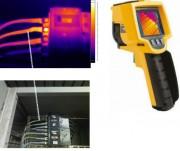 Thermographie des installations électriques - CERTIFICAT Q19: contrôle de vos installations électriques par thermographie infrarouge