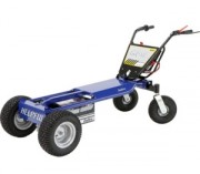 Transporteur de charge électrique à 4 roues Charge 600 Kg