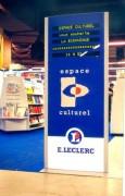 Affichage lumineux pour supermarchés