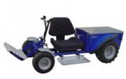 Tracteur vigneron électrique - Jay pour vendange - siège de taille viticole