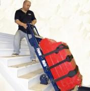 Monte-escalier électrique pour chauffe eau.