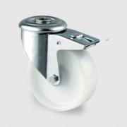 Roulette à trou central - Roulette pour la manutention 3477UOO160P30