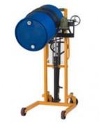 Retourneur de fûts 400 kg - Capacité jusqu'à 400 kg