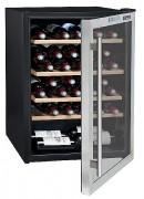 Mini cave à vin de mise en température
