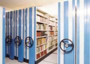 Rayonnage bibliothèque métallique plans - Montage rapide sans vis ni écrou