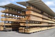 Rayonnage cantilever extérieur - Hauteur colonnes : De 2500 à 7500 mm