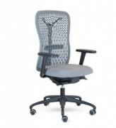 Siège ergonomique souple FLEXA pour posture dorsale - Dispositif de siège coulissant, ajustement lombaire