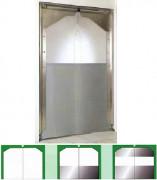 Porte pvc souple à vantaux - Porte 1 ou 2 battants ou vantaux