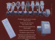 Doseur de bar autonome - Dosez précisément le service de vos commande - avec imprimante - capacité initiale 8 doseurs