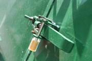 Scellé clou de sécurité