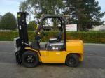 Chariot élévateur d'occasion 3500 kg