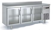 Table frigorifique vitrée 300 à 620 Litres
