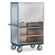 Chariot de cuisine fermé - Charge : 750 kg