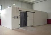 Chambre froide alimentaire modulaire - À température positive : 0/4°C