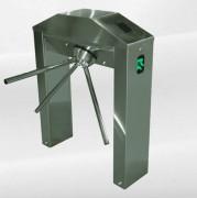 Tourniquet tripode double pied - Tôle d'acier inox AISI 304 épaisseur 15/10ème