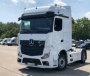 Location tracteur routier MAN norme Euro 6 - Puissance : 448 CV, ABS, GPS, régulateur de vitesse