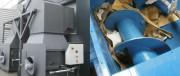 Compacteur à vis pour déchets d'emballage - Application Tout emballage : carton – plastique – DIB