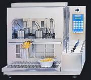 Cuiseur à pâtes 4 paniers électrique - Puissance générale : 4000 W