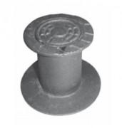 Bouche à clé en fonte D 400 - Classe : D 400 - Utilisation : adduction d'eau