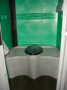 Toilette mobile publique - Pour extérieur - Cuve de 200 L