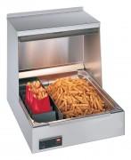 Poste chauffe-frites