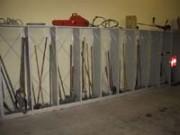 Rayonnage fixe administration métallique