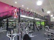 Plate-forme salle de sport