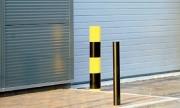 Poteau de protection sur mesure - Protection de portes, de racks, de machines,  ...