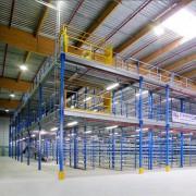 Plate-forme de stockage production 1000 kg au m2
