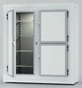 Mini chambres froides positives - Dimensions : jusqu'à 3390 x 990 x 2160 mm