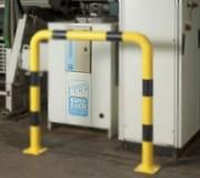 Barrière de protection industrielle - Diamètre : 60 mm