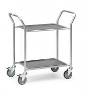 Chariot à plateaux amovibles - Charge : 60 - 90 Kg