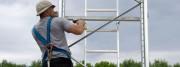 Maintenance rayonnage - Équipes de monteurs professionnels, expérimentés